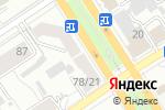 Схема проезда до компании Hato & Dato в Барнауле