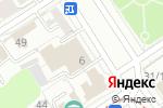 Схема проезда до компании Орхидея в Барнауле