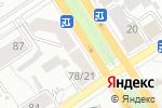 Схема проезда до компании Нотариус Глуховченко В.М. в Барнауле