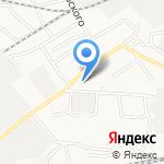 На Восточном на карте Барнаула