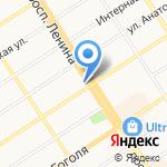 Единый заказчик капитального строительства Алтайского края на карте Барнаула