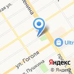 Комитет по дорожному хозяйству на карте Барнаула