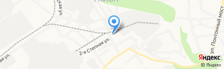 Строй услуга на карте Барнаула