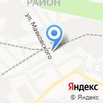 Компания по производству парафиновых свечей на карте Барнаула