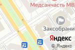 Схема проезда до компании Министерство Отпуска в Барнауле