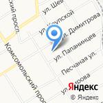 Акватех на карте Барнаула
