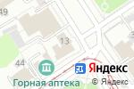 Схема проезда до компании СИБИРСКИЕ ФАСАДЫ в Барнауле