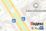 Схема проезда до компании Низкие цены в Барнауле