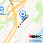 Строй Март Сервис на карте Барнаула