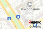 Схема проезда до компании ПризываНет.ру в Барнауле