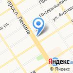 Согаз на карте Барнаула