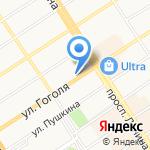 Комитет по развитию предпринимательства на карте Барнаула