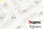 Схема проезда до компании Baumhaus в Барнауле