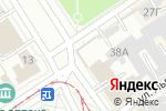Схема проезда до компании Рыбалка в Барнауле
