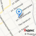 Наука на карте Барнаула
