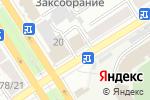 Схема проезда до компании Росбанк, ПАО в Барнауле
