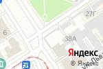 Схема проезда до компании Иланд в Барнауле