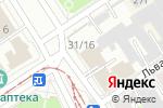 Схема проезда до компании Магазин электрики в Барнауле
