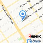 ТрансТелесеть на карте Барнаула