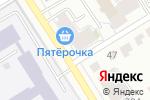 Схема проезда до компании Дисконт Трэвел в Барнауле