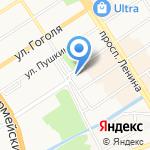 Абсолют Такелаж Центр на карте Барнаула