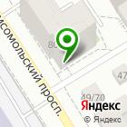 Местоположение компании Мерастрой