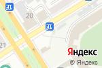 Схема проезда до компании Ломбард-Инвест в Барнауле