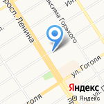 Мир удивительных товаров на карте Барнаула