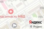 Схема проезда до компании Алтайская юридическо-экономическая коллегия в Барнауле