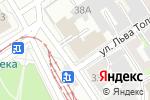 Схема проезда до компании Министерство здравоохранения Алтайского края в Барнауле