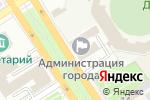 Схема проезда до компании Барнаульская городская Дума в Барнауле