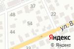 Схема проезда до компании Барнаульское общество йоги в Барнауле