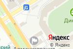 Схема проезда до компании Киоск по продаже мяса кур в Барнауле