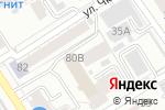 Схема проезда до компании Управление пенсионного фонда в г. Барнауле в Барнауле