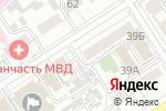 Схема проезда до компании ДиалогСибирь-Барнаул в Барнауле
