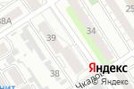 Схема проезда до компании Алтайский государственный медицинский университет в Барнауле