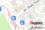 Схема проезда до компании Магазин штор в Барнауле