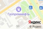 Схема проезда до компании Регата в Барнауле