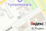 Схема проезда до компании Магазин №12 в Барнауле