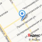 РегионЭкспертиза на карте Барнаула