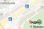 Схема проезда до компании Киоск по продаже бытовой химии в Барнауле