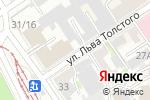Схема проезда до компании Домострой в Барнауле