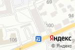 Схема проезда до компании Алтайский государственный колледж в Барнауле