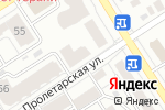 Схема проезда до компании Банк Финсервис в Барнауле