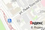 Схема проезда до компании Твой инструмент в Барнауле