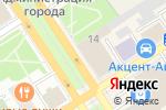 Схема проезда до компании Галерея 5 звезд в Барнауле