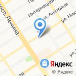 БИЗНЕС-БАЛАНС на карте Барнаула