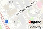Схема проезда до компании АЛТАЙ ИНСТРУМЕНТ ГРУПП в Барнауле