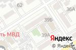 Схема проезда до компании Центр мужского здоровья в Барнауле