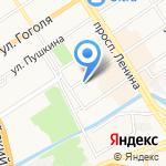 АЛТАЙ ИНСТРУМЕНТ ГРУПП на карте Барнаула